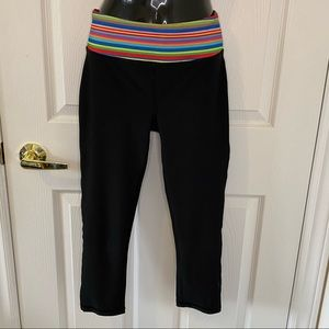 Reactivate Yoga Pants Cropped Women's Size XS